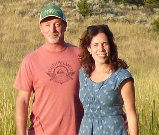 John & Elena