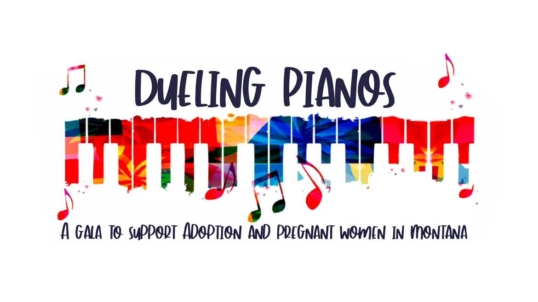 Dueling Pianos Fundraiser October 15, 2021